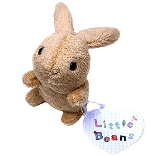 Stuffed Animal Plush Toy - Little Beans Stuffed Rabbit 3.5