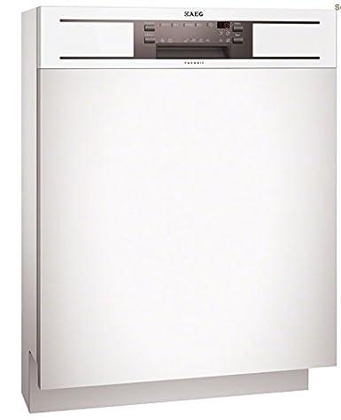 AEG: Lavavajillas, Favorit, 60 cm, blanco, A + +, GS60 bisw ...