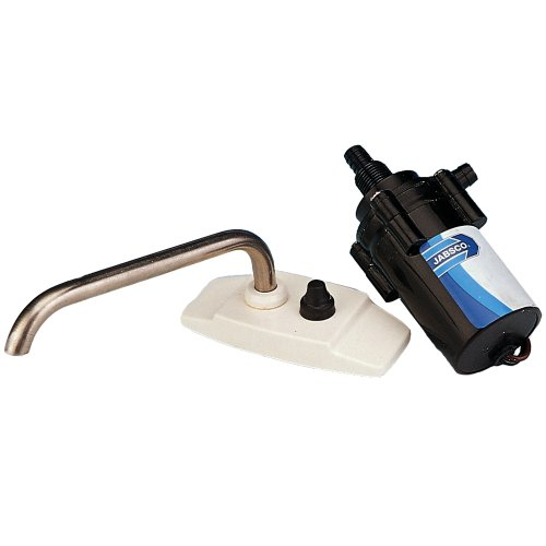 Jabsco Electric Galley Pump and Faucet - 12V