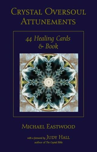 (Crystal Oversoul Attunements: 44 Healing Cards and Book)