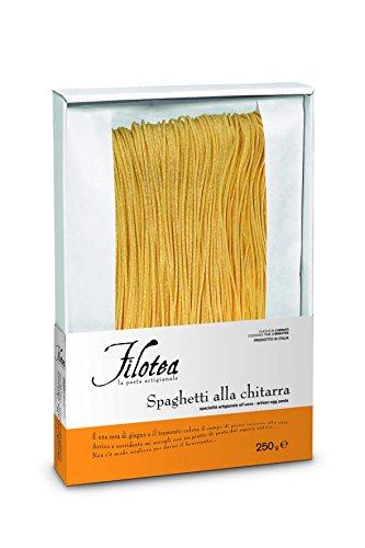 Filotea Egg Spaghetti, Alla Chitarra, 8.8 Ounce
