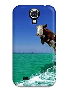 Premium Protection Fun S Case Cover For Galaxy S4- Retail Packaging
