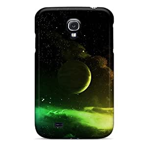 New Premium Flip Cases Covers Space Planet Skin Cases For Galaxy S4
