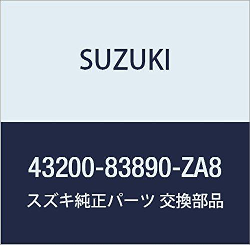 SUZUKI (スズキ) 純正部品 ホイールセット アルミ(15X41/2J)(シルバー) その他 品番43200-83890-ZA8 B01LYM0UD1