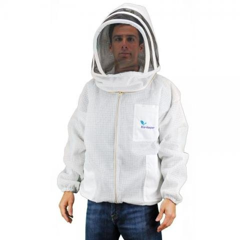 vented bee jacket - 2