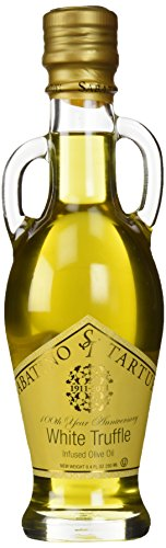 (White Truffle Infused Olive Oil by Sabatino Tartufi (8.45 fluid ounce))