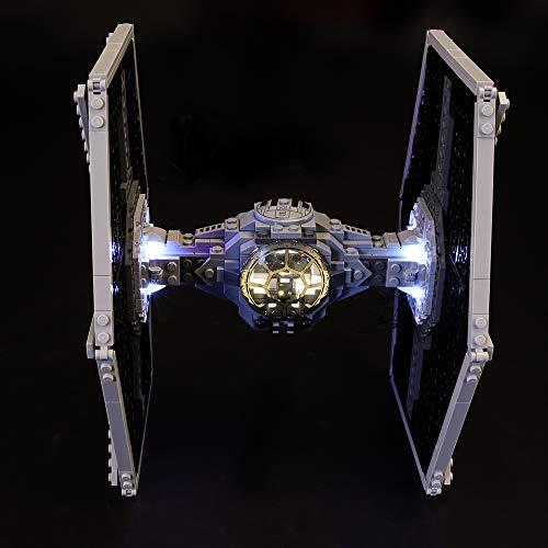 LIGHTAILING Conjunto de Luces (Star Wars Caza Tie Imperial) Modelo ...