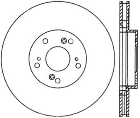 StopTech 120.40057CRY Brake Rotor