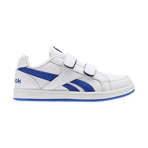 Blanco Niños Vital Unisex Deporte Blue De Bs7915 Zapatillas white Reebok xwfFRgqB7