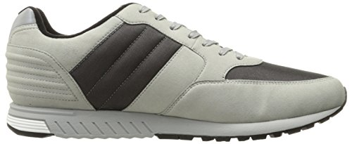 Polo Ralph Lauren Mens Laxman Sneaker New Glacier Charcoal Black