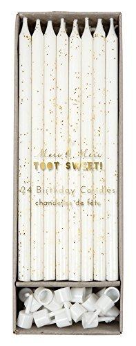 Meri Meri Birthday Candles, 24 Candles