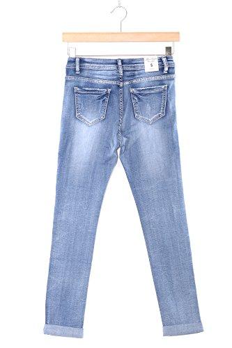 Transici mujer Abbino Jeans para 1 Cg006 Girl aUnYv4fqnw