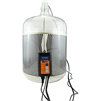 Fermentation Heating Kit by The Weekend Brewer (#7 stopper)