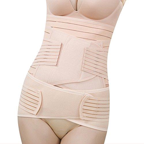 Waist Trimmer Belt (Nude) L - 6