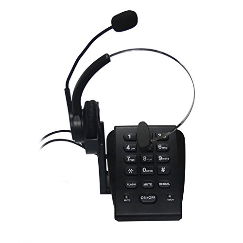 Center Telephone Noise Cancellation Headset product image