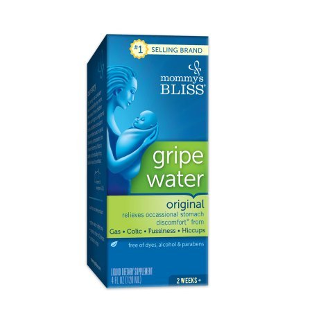 PACK OF 2 - Mommy's Bliss Gripe Water, 4 fl oz by Mommy's Bliss