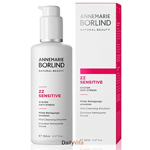 AnneMarie Borlind, ZZ Sensitive, Cleansing Milk, 5.07 fl oz (150 ml) - (Cleansing Milk With Sage)