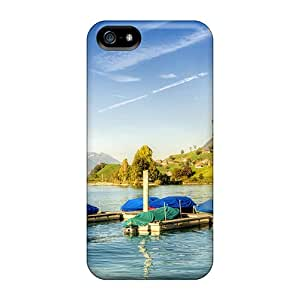 Tpu Case For Iphone 5/5s With OWc6863KcLe WhRivera Design