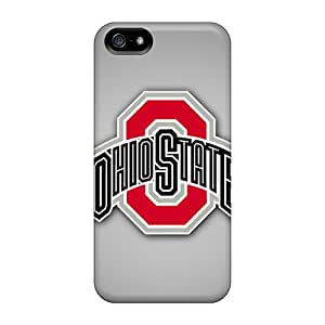 AlissaDubois Iphone 5/5s Scratch Protection Mobile Case Customized Attractive Ohio State Skin [rTu8185tabZ]