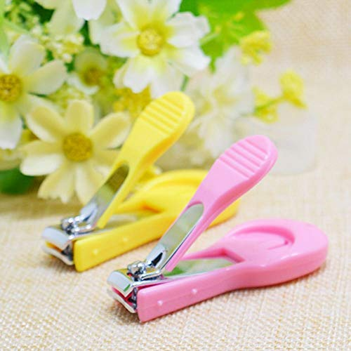 Manicure Scissors Safety Cutter Nail Care CareTools Nail Clippers Baby Product