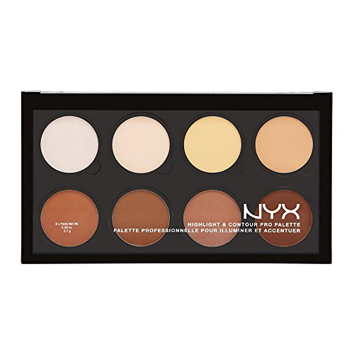 NYX Professional Highlight Contour Palette