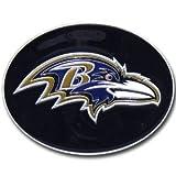 Baltimore Ravens NFL Logo Belt Buckle