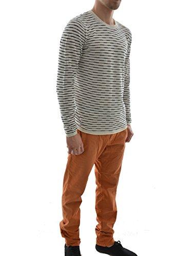 pull léger Jack And Jones jjprwonder knit crew neck beige