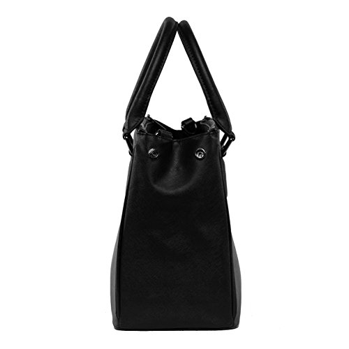 porté Bag à et Stella Main Noir Femme bandoulière Tote Noir épaule Main Sac tragwert Sac zP5qxRn
