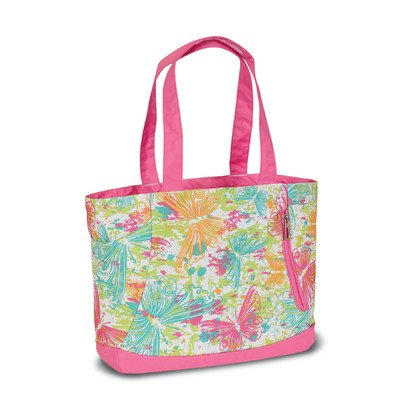 high-sierra-shelby-tote-butterflies-pink-lemonade-16x14x5-inch