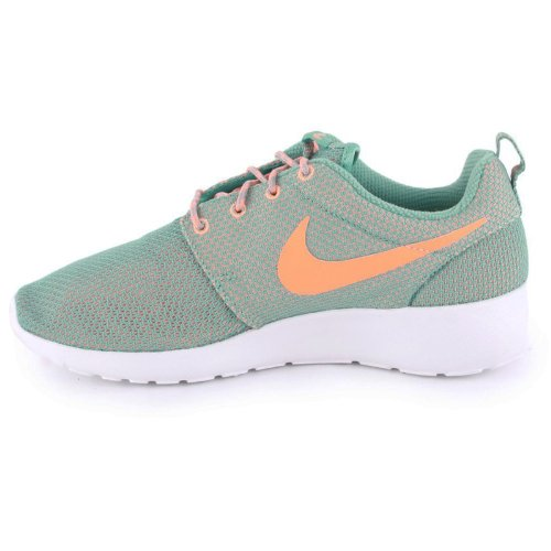 bcmhw Nike Roshe Run Coral Womens Trainers Size 5 UK: Amazon.co.uk
