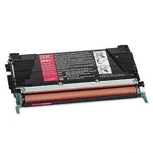 InfoPrint 39V0312 tóner y cartucho láser - Tóner para impresoras láser (Cartucho, Magenta, Laser, IBM InfoPrint Color 1534/1634, Negro, 5 - 35 °C)