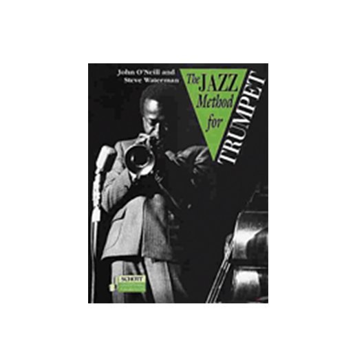 The Jazz Method for Trumpet Book w/Bonus Dizzy Gillespie Paramount Series Cornet Care & Cleaning Kit w/Music Definitions Book