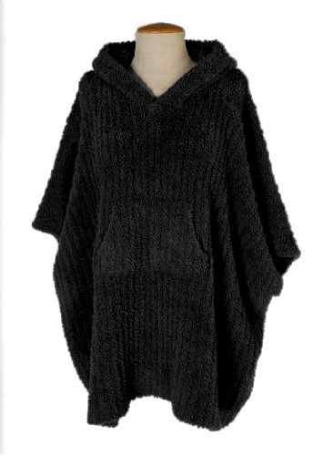 Barefoot Dreams Cozychic Ribbed Cozy, Color: Midnight