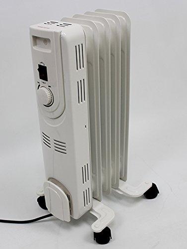 Aceite Radiator 1100 W Radiador Eléctrico calefactor de (hd967