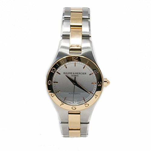 Baume & Mercier Linea swiss-automatic womens Watch M0A10073 (Certified Pre-owned)
