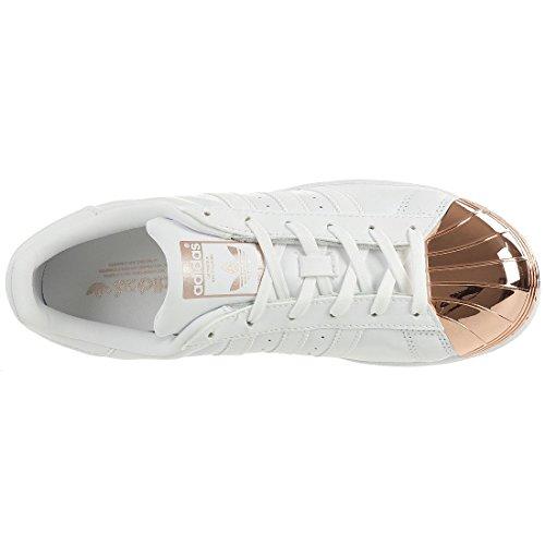 Superstar Ftwwht Metal Coppmt Donna Sneaker 80's Ftwwht adidas gwpxn1q1