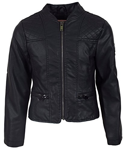 Urban Republic Leather Quilted Shoulder