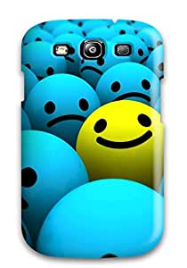Best Galaxy Cover Case - Cool Screensavers Protective Case Compatibel With Galaxy S3 1239147K77577228