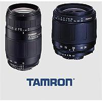Tamron 28-80mm f/3.5-5.6 Aspherical Lens & 75-300mm f/4-5.6 LD Lens Set for C...