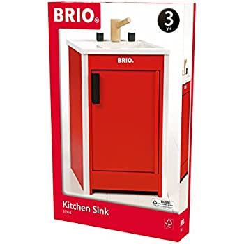 Amazon Com Brio Kitchen Sink Toys Amp Games