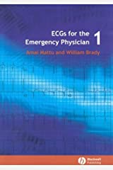 ECG's for the Emergency Physician 1 Paperback