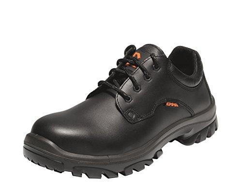 Emma Chaussures de sécurité–D-xd Noir S2Lo polyvalent Chaussure de sécurité PU/SRC–Roy