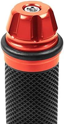 Poign/ée Guidon pour KTM RC 390 Motea 2X Orange