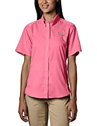 Women's PFG Tamiami II Short Sleeve Fishing Shirt