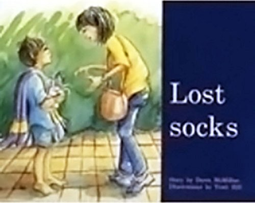 Rigby PM Plus: Individual Student Edition Blue (Levels 9-11) Lost Socks PDF