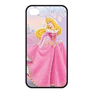 FashionFollower Personalized Animation Series Sleeping Beauty Beautiful Shell Case For iphone5c IP4WN32032