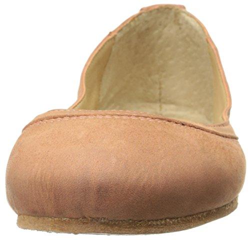 FRYE Damen Carson Ballet Flat Staubige Rose Soft Nubuk-72116