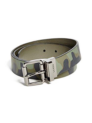 Camouflage Reversible Belt - 9