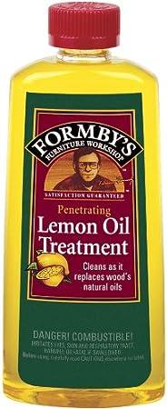 Formby 30115 Lemon Oil Treatment, 1 Pack