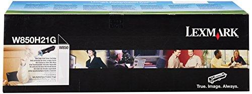 Lexmark W850H21G Toner Cartridge, Black (W850h21g High Yield Toner)